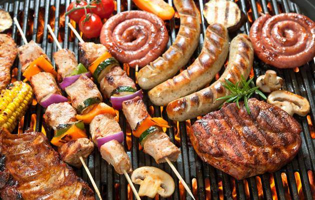 Barbecue - Top Five Western Food and Rosé Wine Pairings - Summer Edition.jpeg